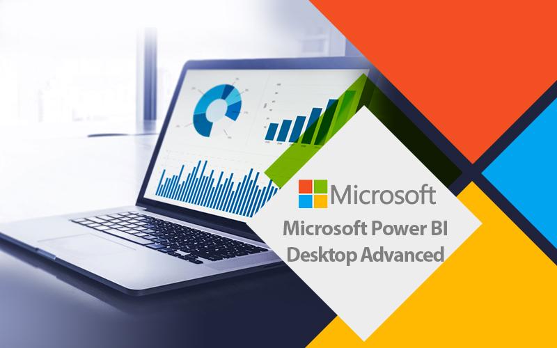 دوره Microsoft Power BI Desktop Advanced