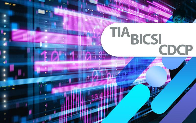 دوره TIA+BICSI+CDCP Pack