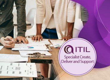 دوره ITIL v4 Specialist Create, Deliver and Support