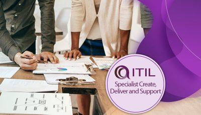 دوره ITIL v4 Specialist Create, Deliver and Support