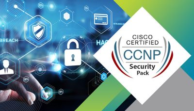 دوره CISCO CCNP Security Pack SCOR & FirePower & ISE