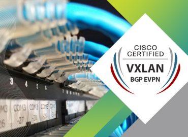 دوره VXLAN BGP EVPN