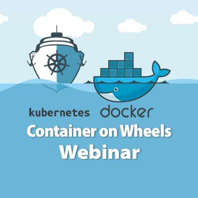 برگزاری وبینار رایگان Container on Wheels
