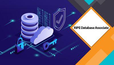 RIPE Database Associate