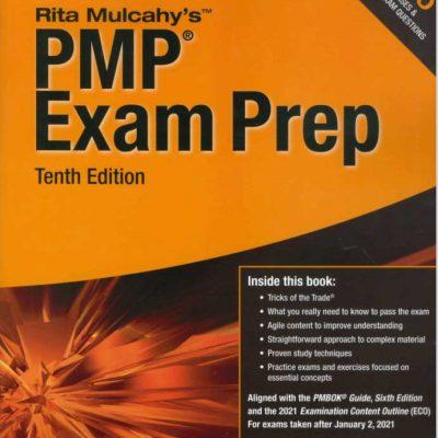 کتاب pmp exam prep