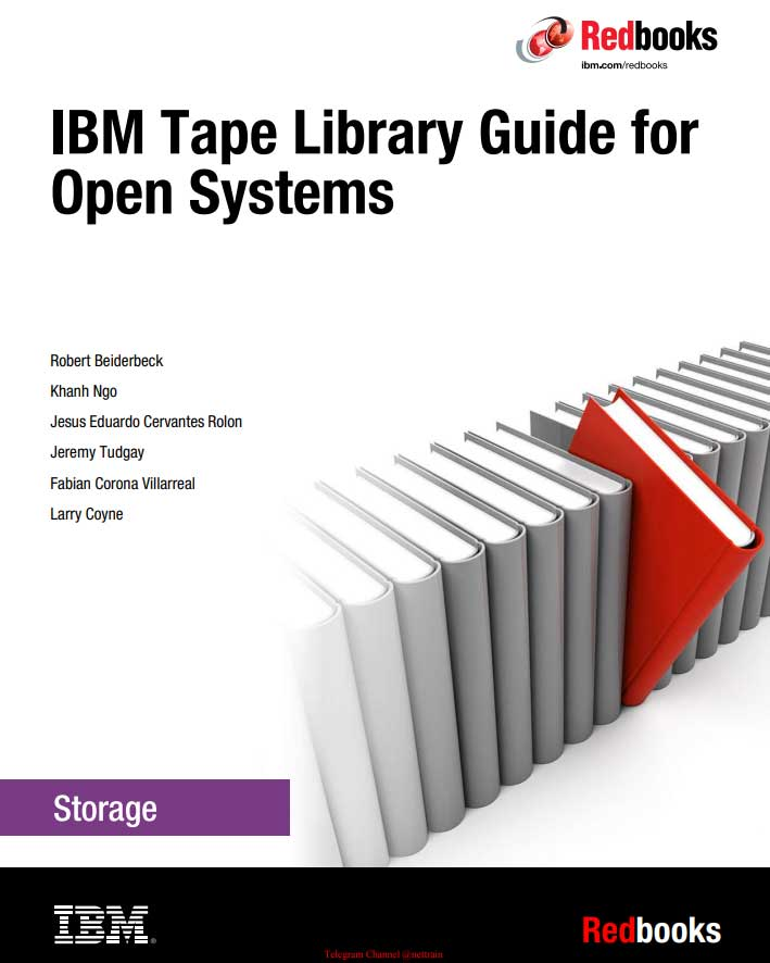ibm tape library guide