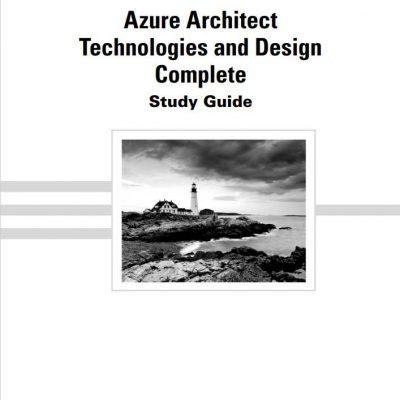 microsoft azure architect technologies and design