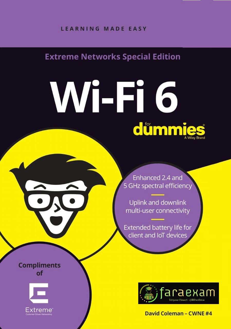 wi-fi 6 for dummies