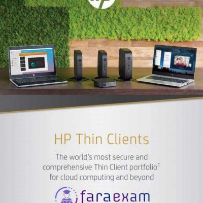 hp thin clients