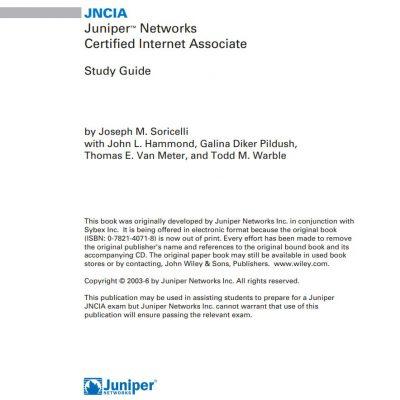 jncia networks certified internet associate