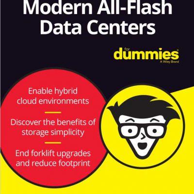 modern all flash data center