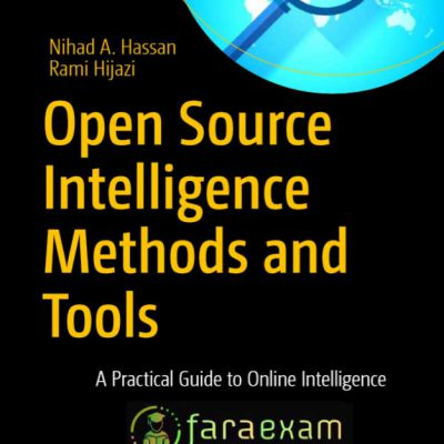 open source intelligence methods and tools