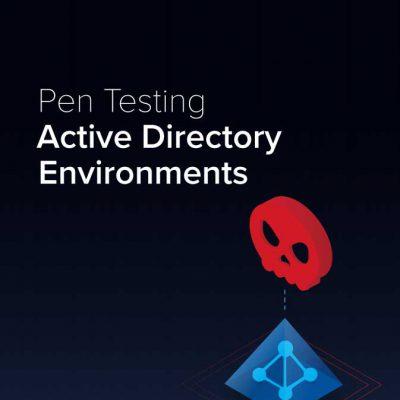 pen testing active directory