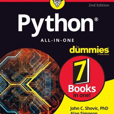 python-all-in-one-for-dummies