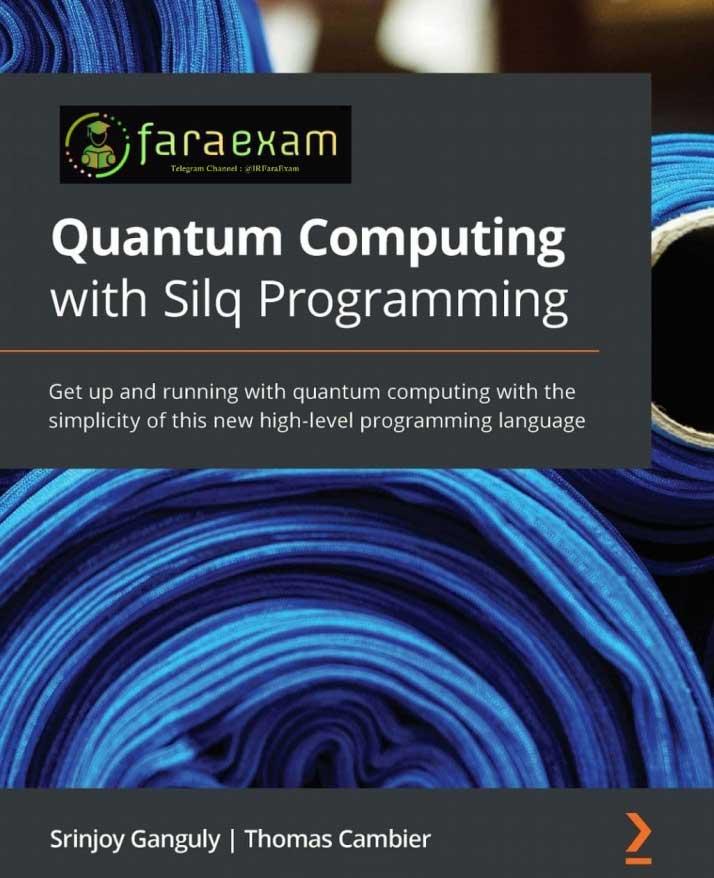 quantum computing with silq programming