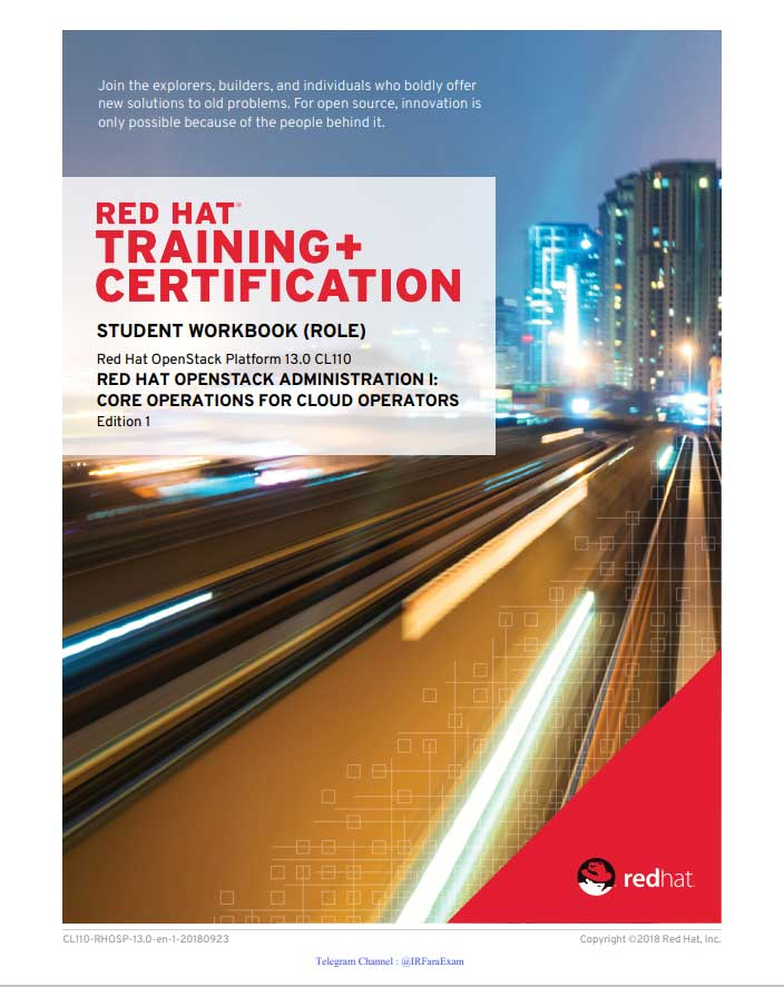 redhat training certification